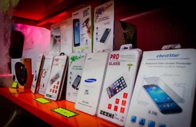 Accessoires pour Smartphones et Tablettes
